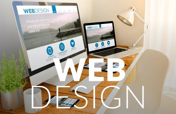 Full Website Creation Design, Redesign Develop Business Website with HTML CSS, PHP