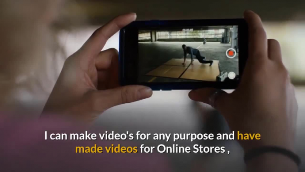 Short Video Ads Amazing Marketing Videos with voice over in 2 days