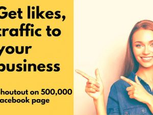Promote your business to 500,000 people on Facebook