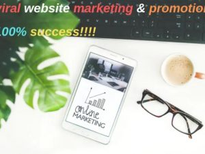 Viral Website Marketing – Promoted on 6 million Targeted Audience