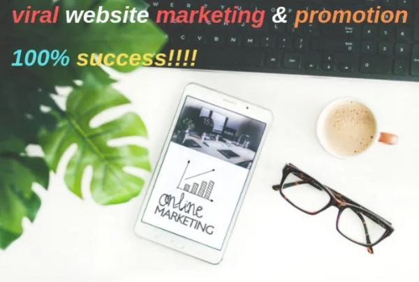 E-Commerce Marketing Viral Website Marketing – Promoted on 6 million Targeted Audience